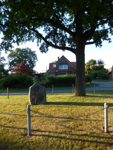 Schulze-Lohhof-Denkmal